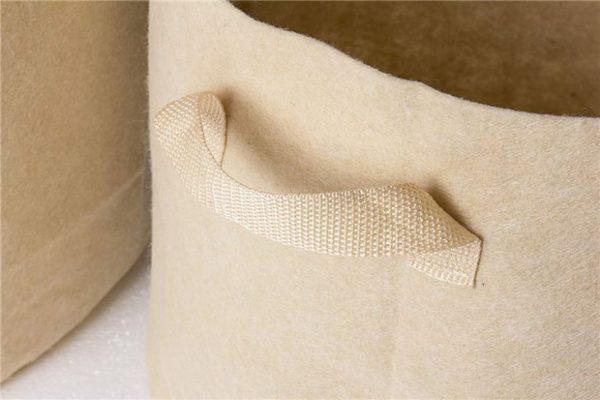 non-woven-tan-fabric-pot06481413045