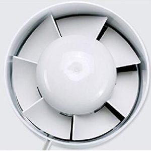 Plastic Duct Fan 4 6 8